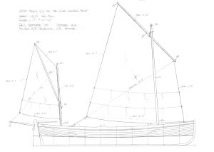 Gig Sail plan cropped