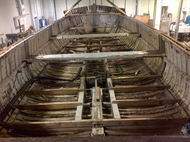 Traditional Boat Restoration
