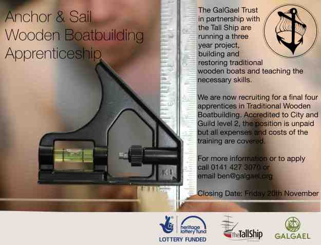 Apprenticeship Advert Third Round